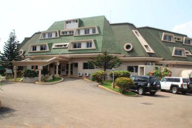 Hôtel Akparo de Dabou