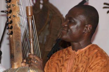 Koussoua, maître de Roland Boussou