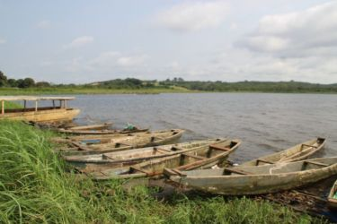 Lagune de Dabou