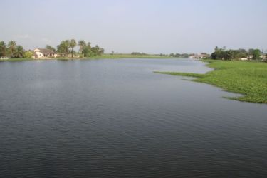 Lagune de Grand Bassam