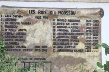 Les Rois de Moossou