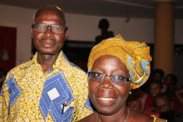 Les parents de Roland Boussou
