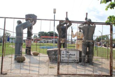 Monument de l'abolition du travail forcé