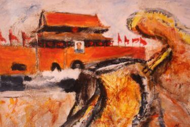 Moreau (Place Tianamen en été)