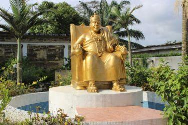 Pierre Kangah Assoumou, actuel roi de Moossou