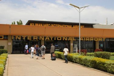 1-Aéroport de Kilimandjaro