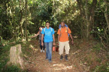 5-Premier jour, de Marangu à Mandara