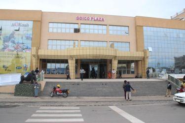 Centre commercial à Ruhengeri