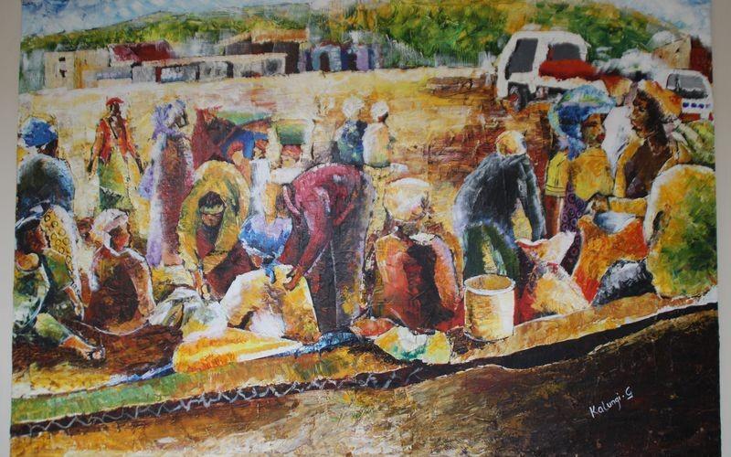 ARTS ET RENAISSANCE DU RWANDA