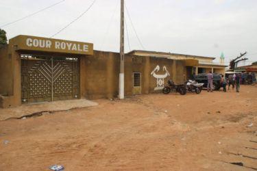 Cour Royale de BOuna