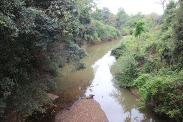 Iringou, affluent de la Comoé