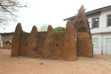 Mosquée de l'époque de Samory