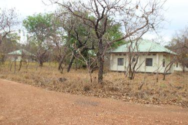 Station de recherche et gîtes GIZ