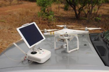 Surveillance par drône OIPR