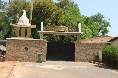 Cour royale de Sakassou