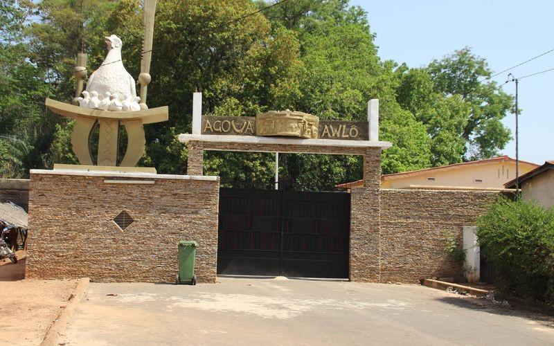 SAKASSOU, CAPITALE ROYALE DES BAOULES