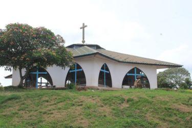 Eglise de la paroisse de Kossou_1