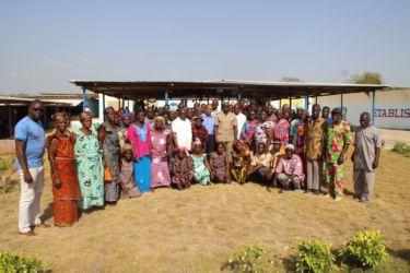 Village déplacé d'Assandré (Sakassou)