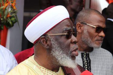 Cheick Aïma Fofana Boikari, chef communauté musulmane de CI