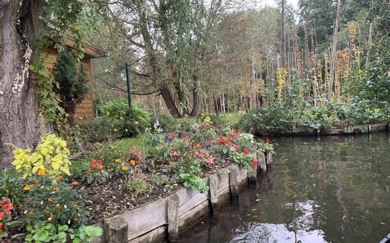 Les Hortillonnages d'Amiens, havre de silence et de paix