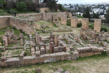 Carthage, les ruines antiques