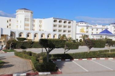 Gammarth, un hôtel de luxe