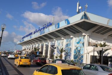 Tunis, l'aéroport