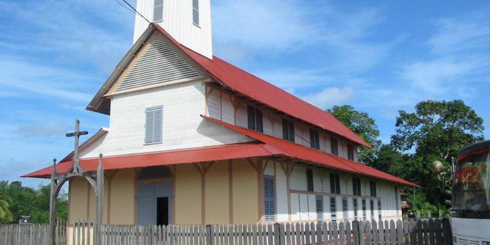 Guyane 4/5 : Iracoubo