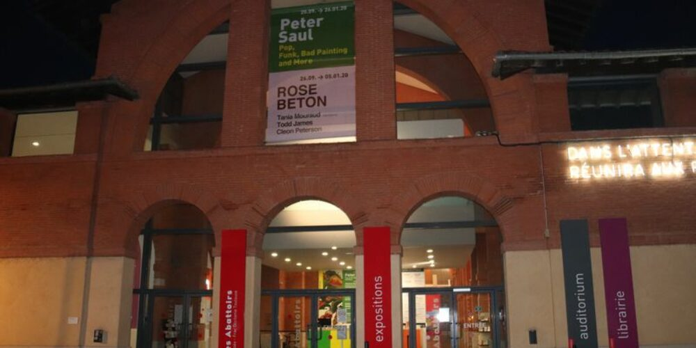 LE MUSEE DES ABATTOIRS A TOULOUSE