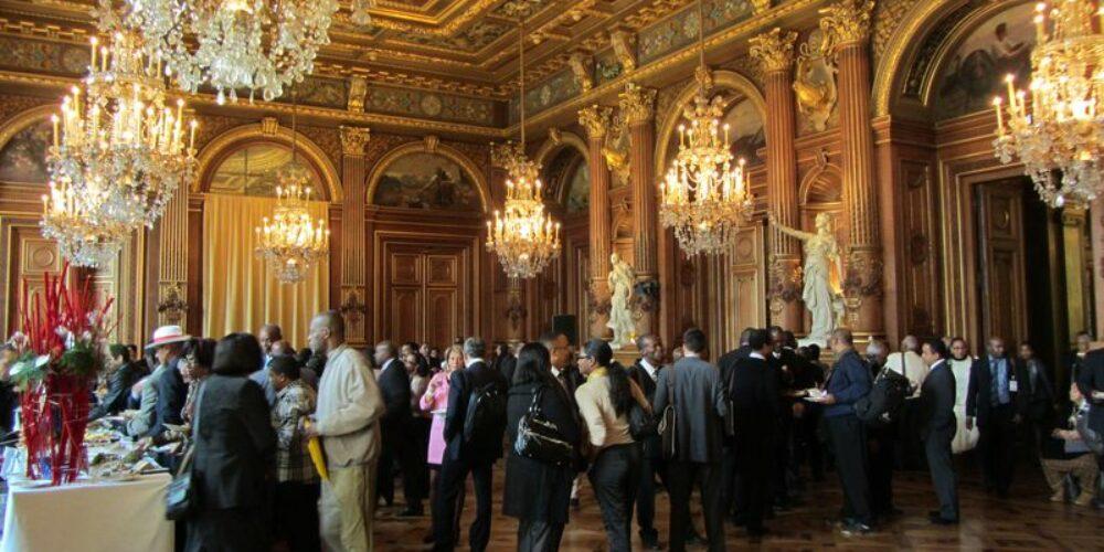 Congrès 2012 des maires de l'Outre-Mer