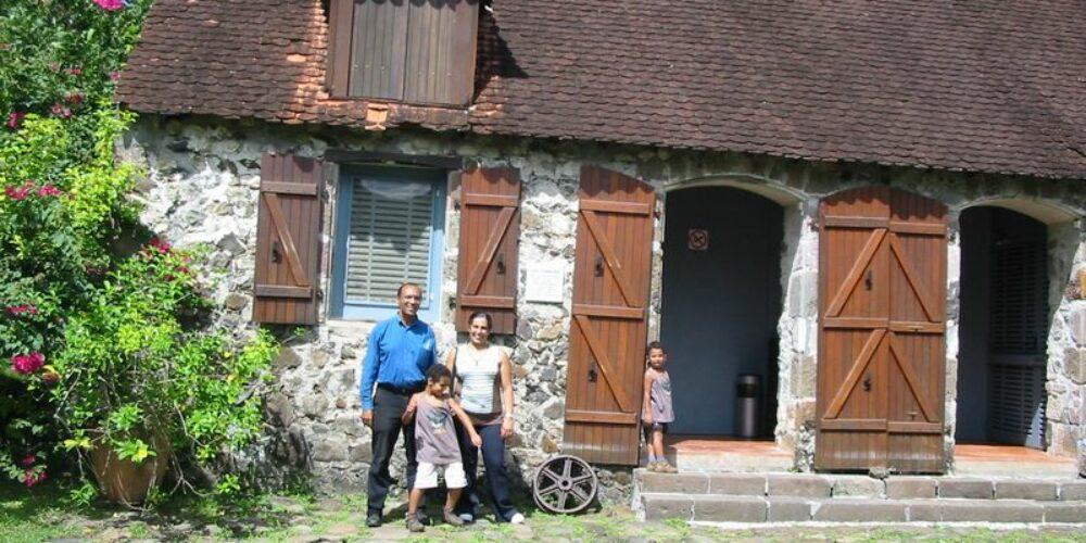Martinique 4/7 : La Pagerie