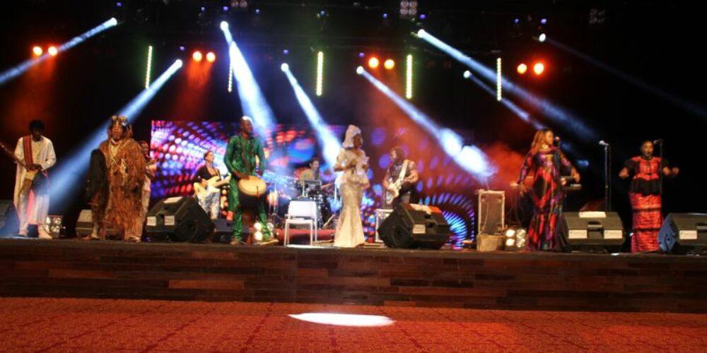 Abidjan reçoit deux divas de la musique mandingue