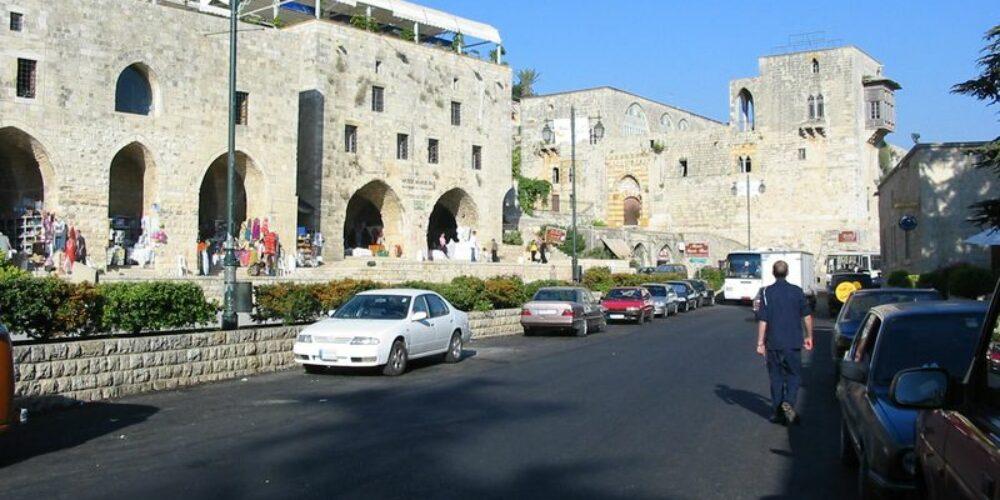Liban 2/5 : Deir al Qamar